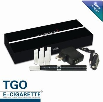 TGO Sailebao | 2 electronic cigarette kit with 5 click protection